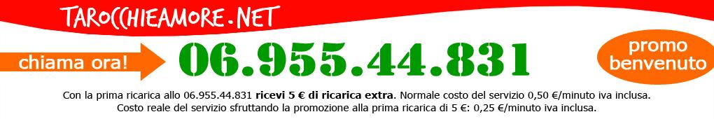 Promo benvenuto 5 euro gratis