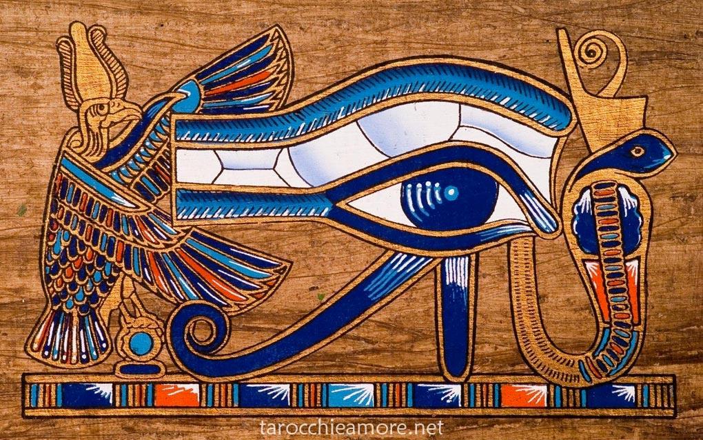 Occhio di Horus Egizio