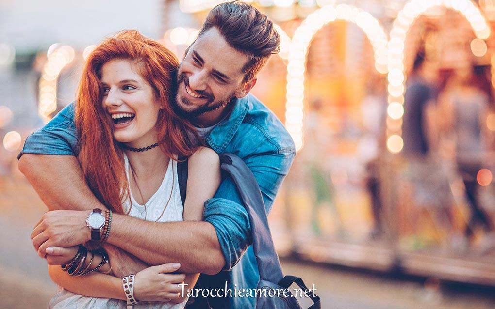 Successo ed entusiasmo in amore