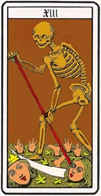 La Morte nei Tarocchi universali