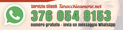 Servizio clienti WhatsApp Tarocchieamore.net